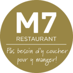 LOGO M7 Restaurant Beaune